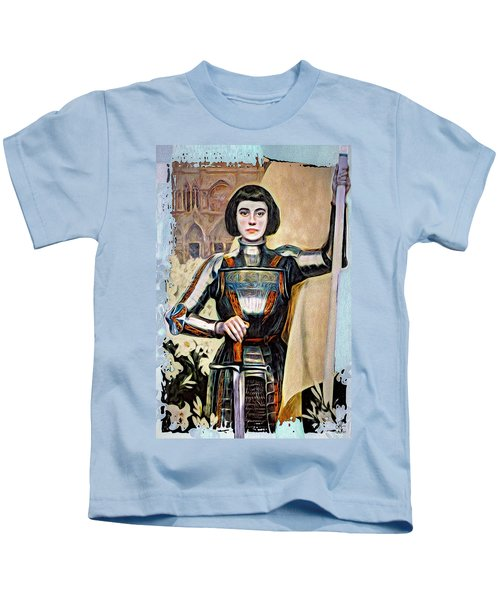 Maid Of Orleans Kids T-Shirt