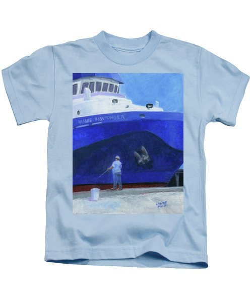 Maine Responder Kids T-Shirt
