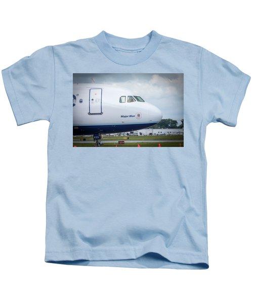Major Blue Kids T-Shirt