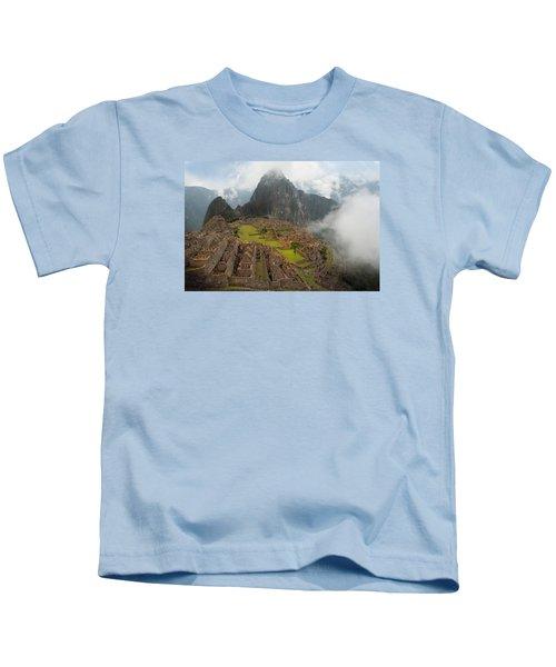 Manchu Picchu Kids T-Shirt