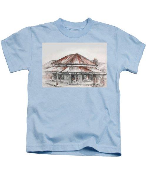 Marsh's Corner Store Kids T-Shirt