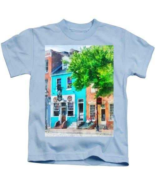 Maryland - Neighborhood Pub Fells Point Md Kids T-Shirt