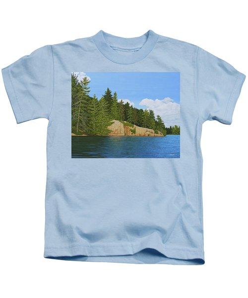 Matthew's Paddle Kids T-Shirt