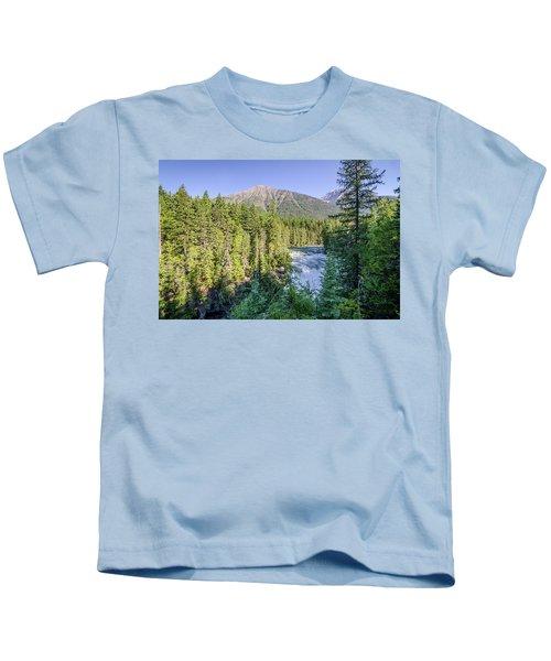 Mcdonald Falls Kids T-Shirt
