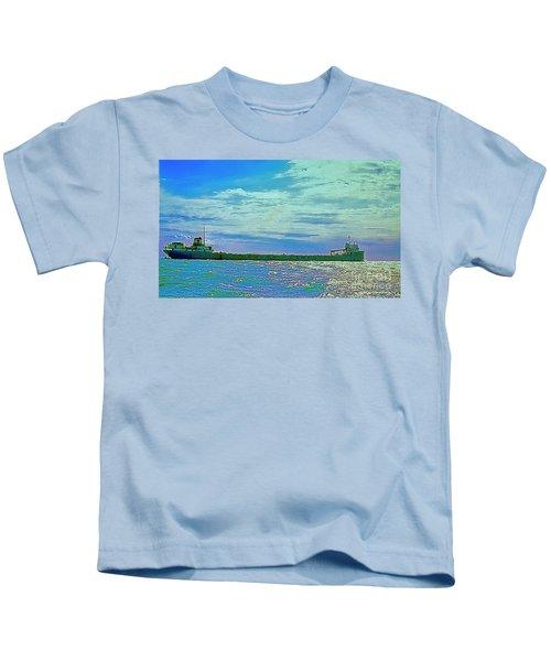 Medusa Challenger  Kids T-Shirt