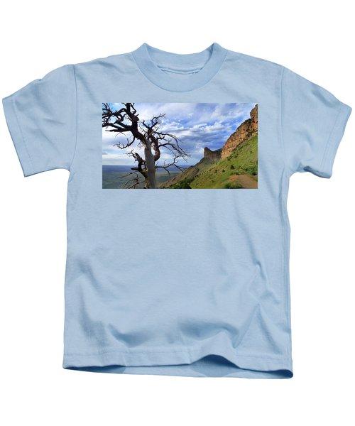 Mesa Verde Mood Kids T-Shirt