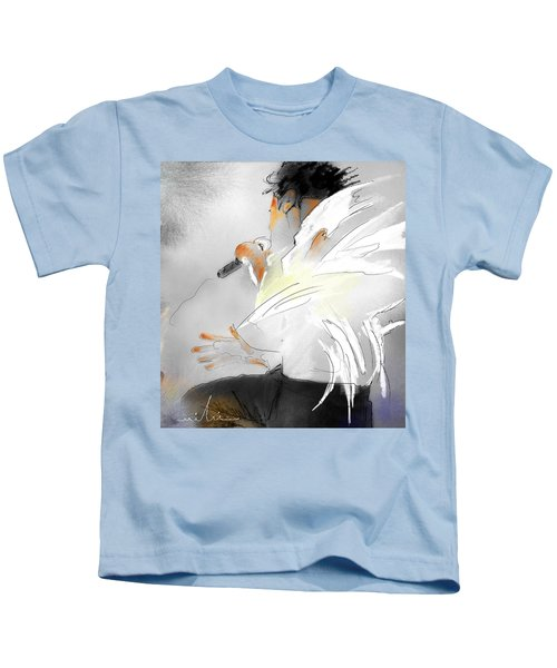 Michael Jackson 08 Kids T-Shirt