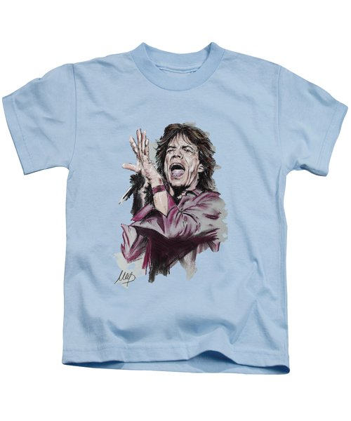 Mick Jagger Kids T-Shirt