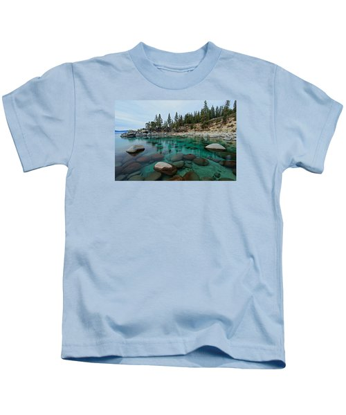 Mind Blowing Clarity Kids T-Shirt