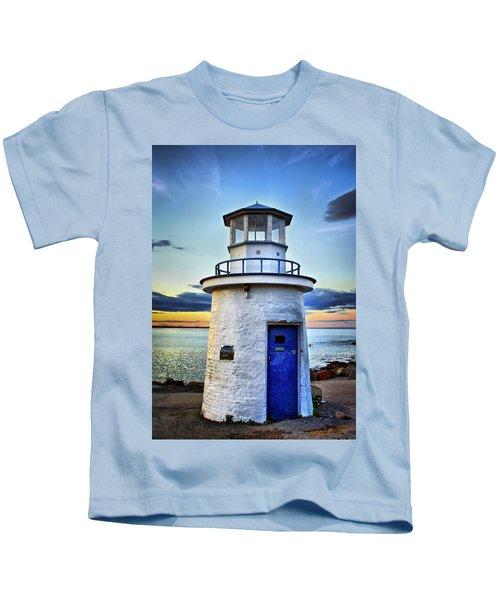 Miniature Lighthouse Kids T-Shirt
