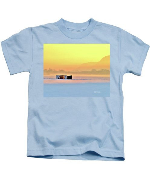 Minnesota Sunrise Kids T-Shirt