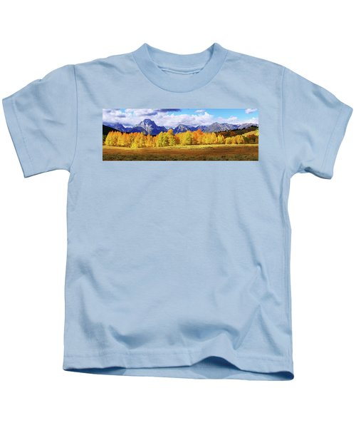 Moment Kids T-Shirt by Chad Dutson