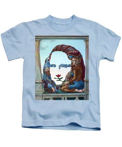 Mona Lisa. Love Kids T-Shirt