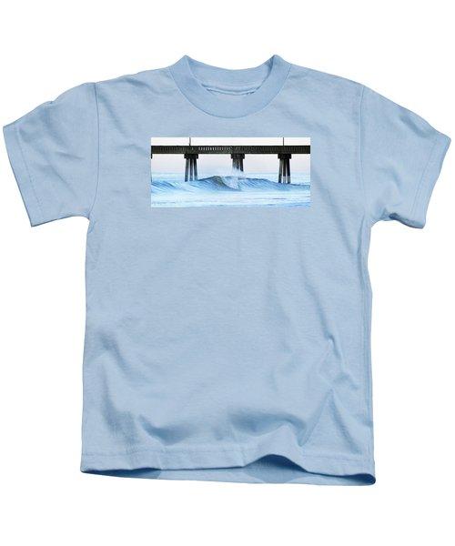 Monday At Mercer's Kids T-Shirt