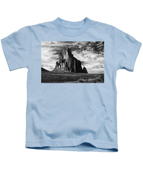 Monolith On The Plateau Kids T-Shirt