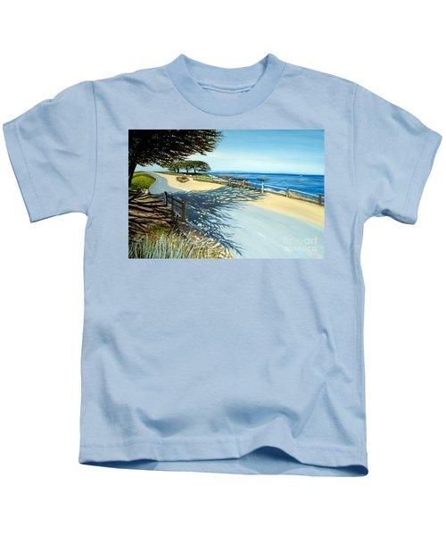 Monterey Shadows Kids T-Shirt