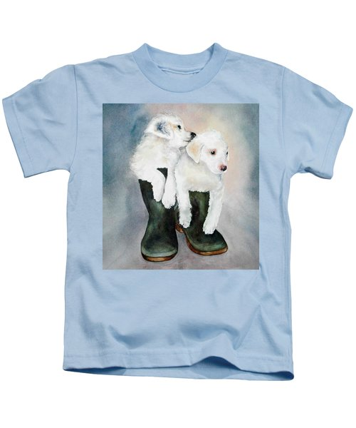 Monti And Gemma Kids T-Shirt