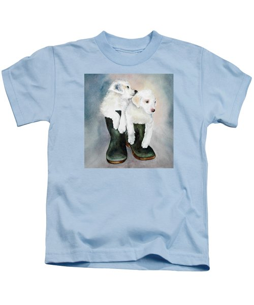 Monti And Gemma Kids T-Shirt