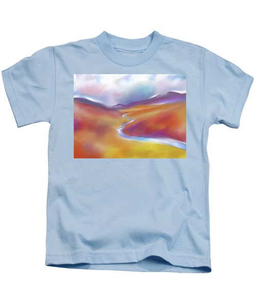 Moors And Mountains Kids T-Shirt