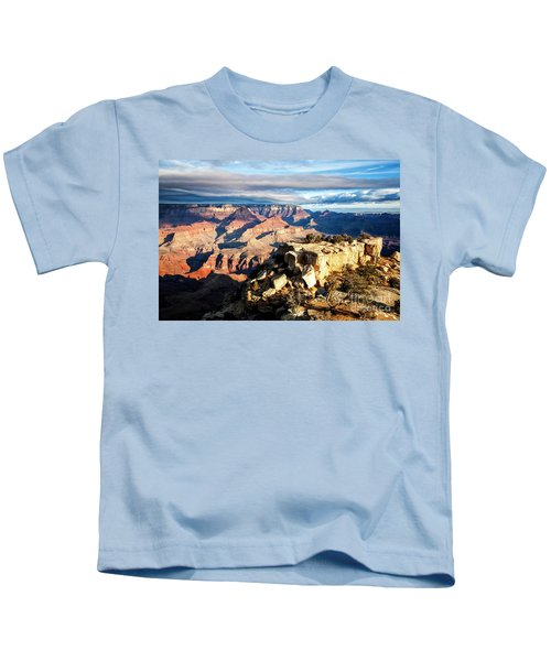 Moran Point 2 Kids T-Shirt