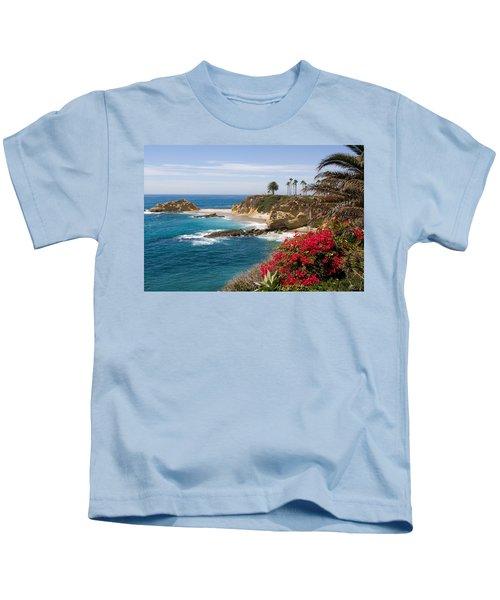 Morning Light Montage Resort Laguna Beach Kids T-Shirt