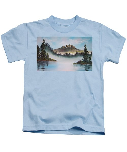 Morning Mist Kids T-Shirt