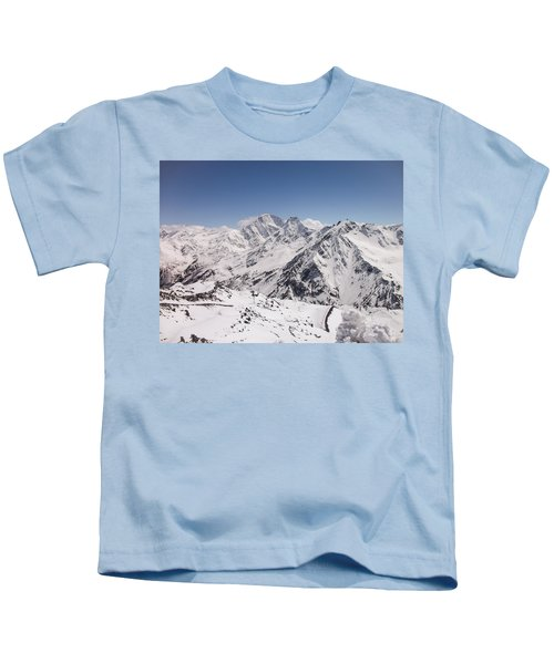 Mount Elbrus Kids T-Shirt