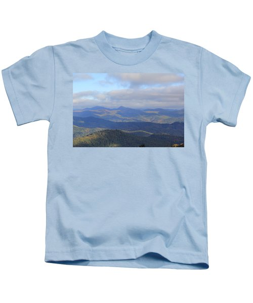 Mountain Landscape 3 Kids T-Shirt