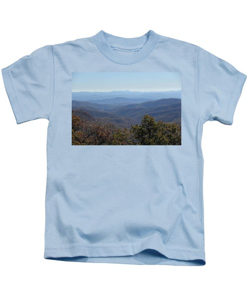 Mountain Landscape 4 Kids T-Shirt