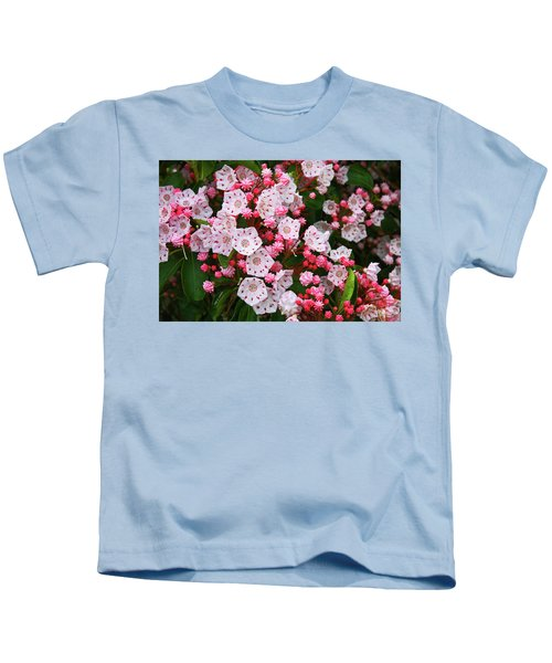 Mountain Laurels Kids T-Shirt