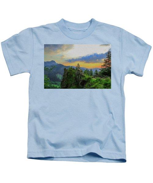 Mountains Tatry National Park - Pol1003778 Kids T-Shirt