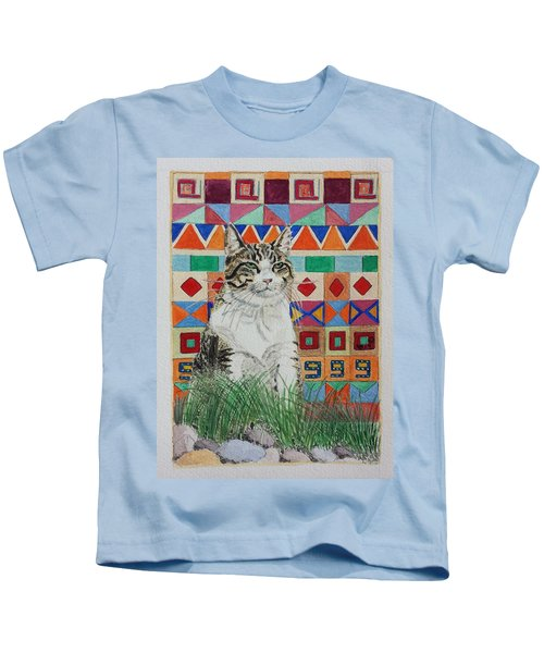 Mozart In The Grass Kids T-Shirt