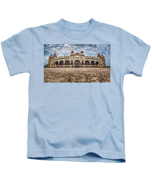 Mysore Palace Kids T-Shirt