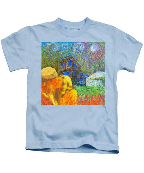 Nalnee And James Kids T-Shirt