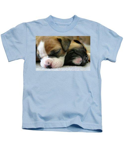 Nap Time Kids T-Shirt