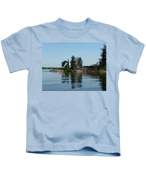 Natural Breakwater Kids T-Shirt
