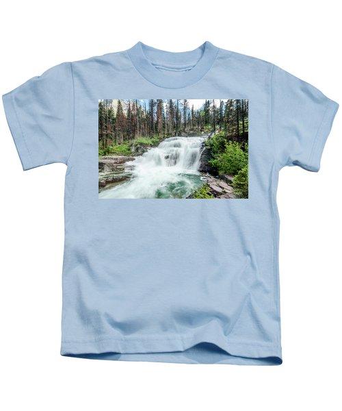Nature Finds A Way Kids T-Shirt