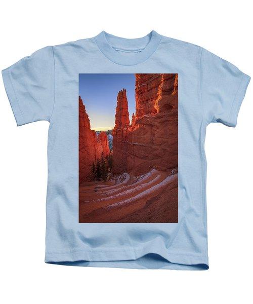 Navajo Loop Kids T-Shirt