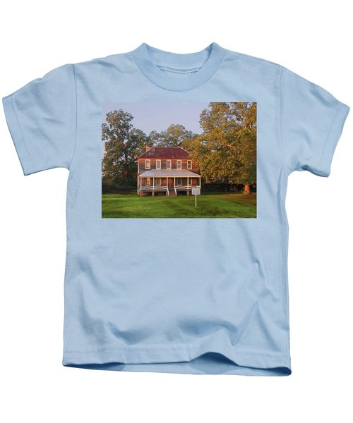 New Dawn On Old House Kids T-Shirt
