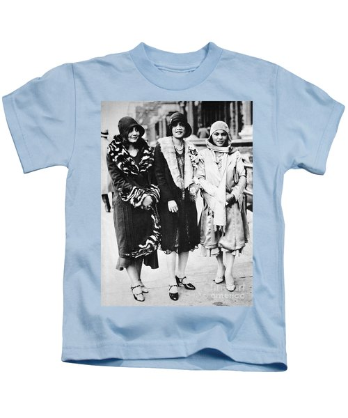 New York - Harlem C1927 Kids T-Shirt by Granger