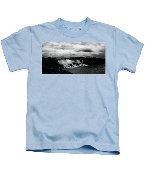 Niagara Falls - Small Falls Kids T-Shirt