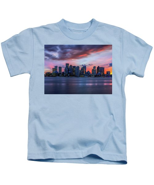 Night On The Town Kids T-Shirt