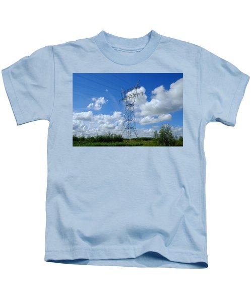 No Alien Kids T-Shirt