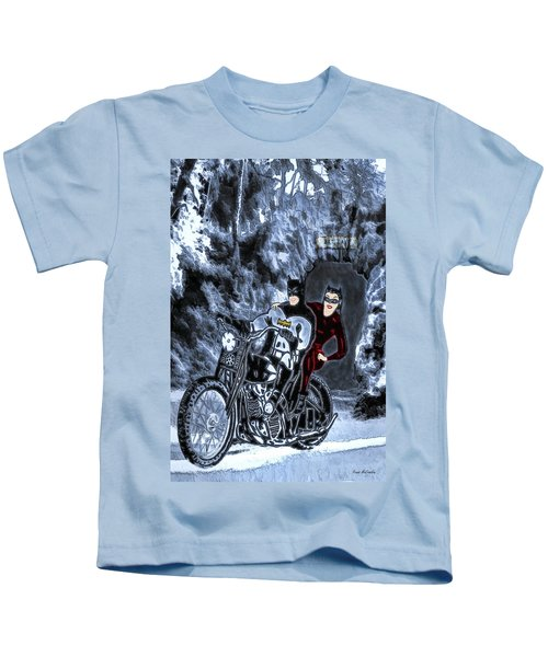 No Catwoman, This Is Not A Date Kids T-Shirt