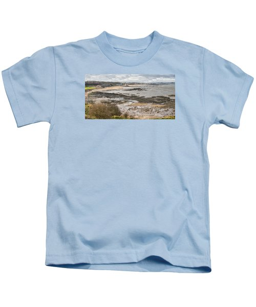 North Berwick, East Lothian Kids T-Shirt
