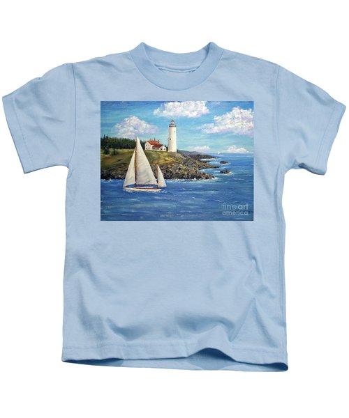 Northeast Coast Kids T-Shirt