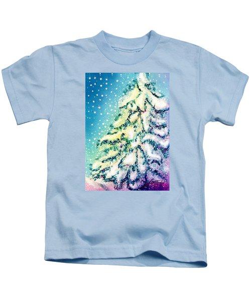 Northern Lights Kids T-Shirt