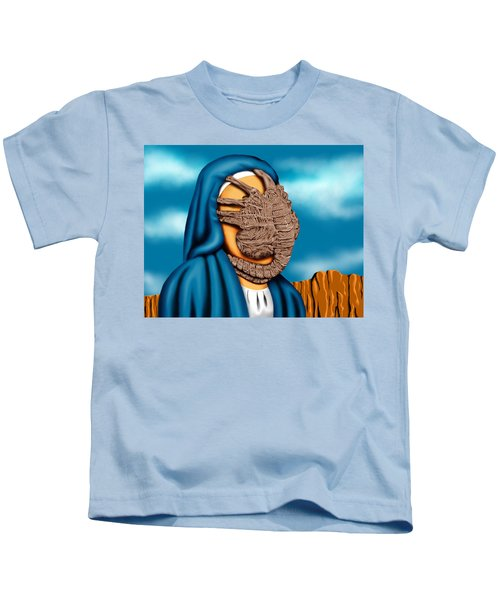 Not So Immaculate Conception Kids T-Shirt