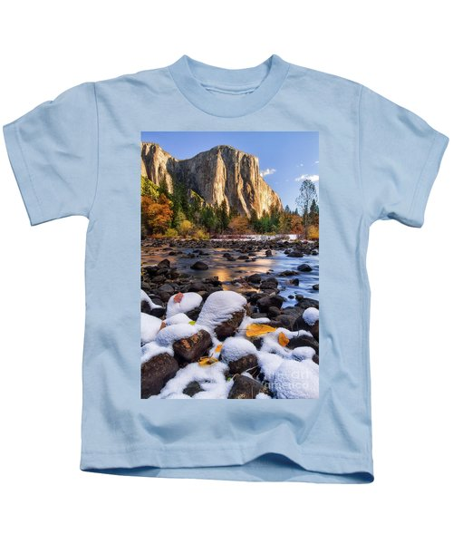 November Morning Kids T-Shirt
