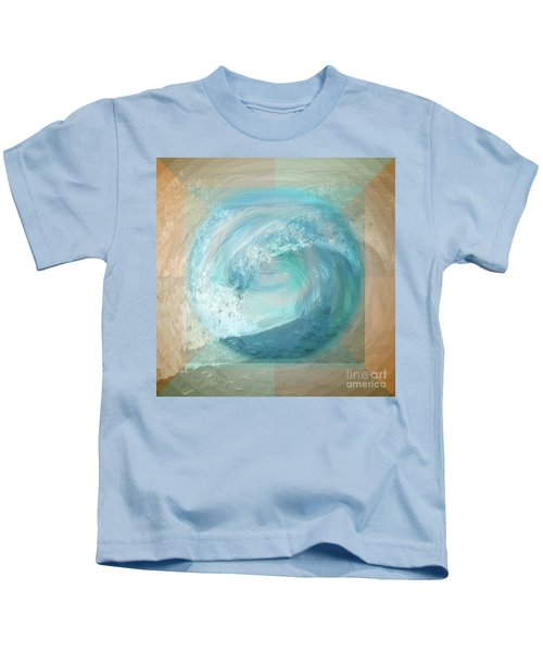 Ocean Earth Kids T-Shirt